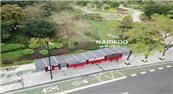 广州黄埔区首批智能光伏公交站正式投入使用